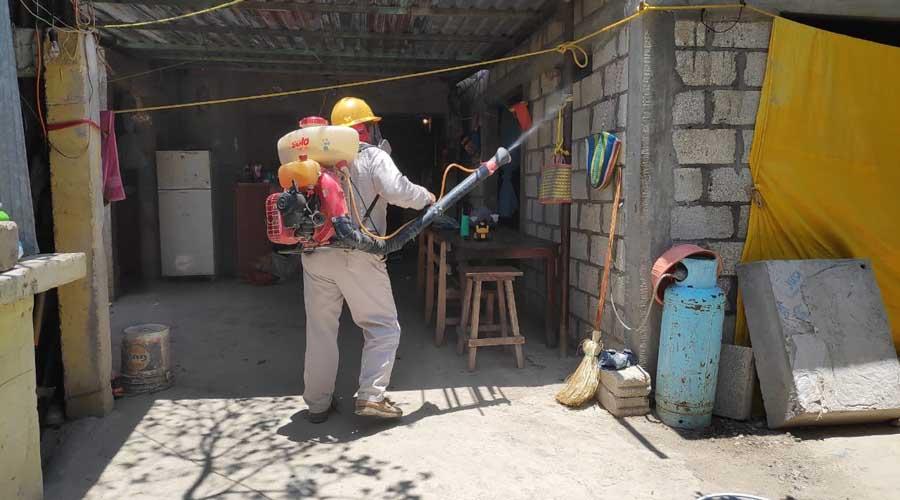Preocupación por brote de dengue en Unión Hidalgo | El Imparcial de Oaxaca