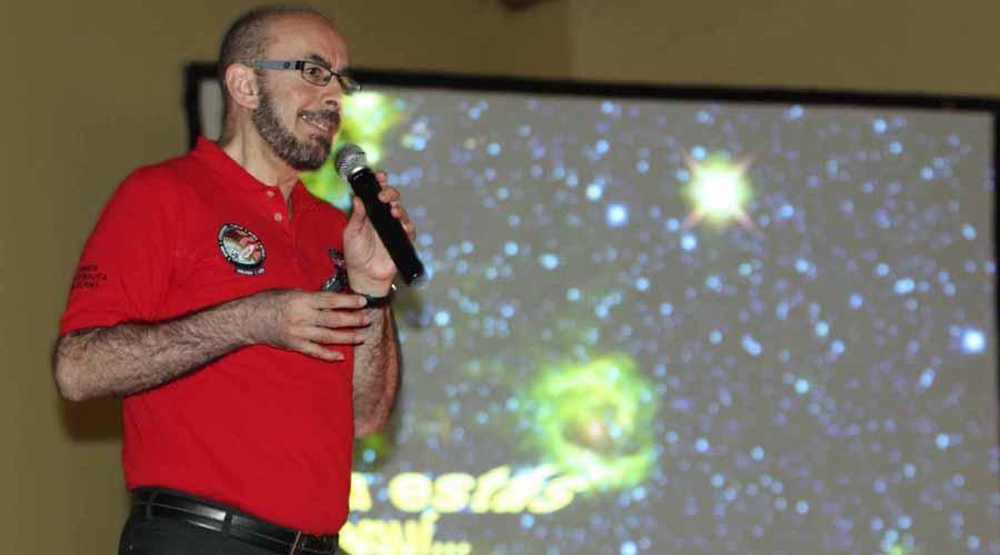 Conquistar el universo, llamado de Rodolfo Neri | El Imparcial de Oaxaca