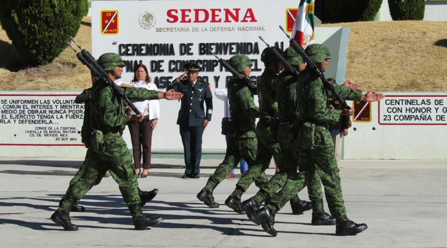 Recorre Guardia Nacional  Huajuapan y Tlaxiaco | El Imparcial de Oaxaca