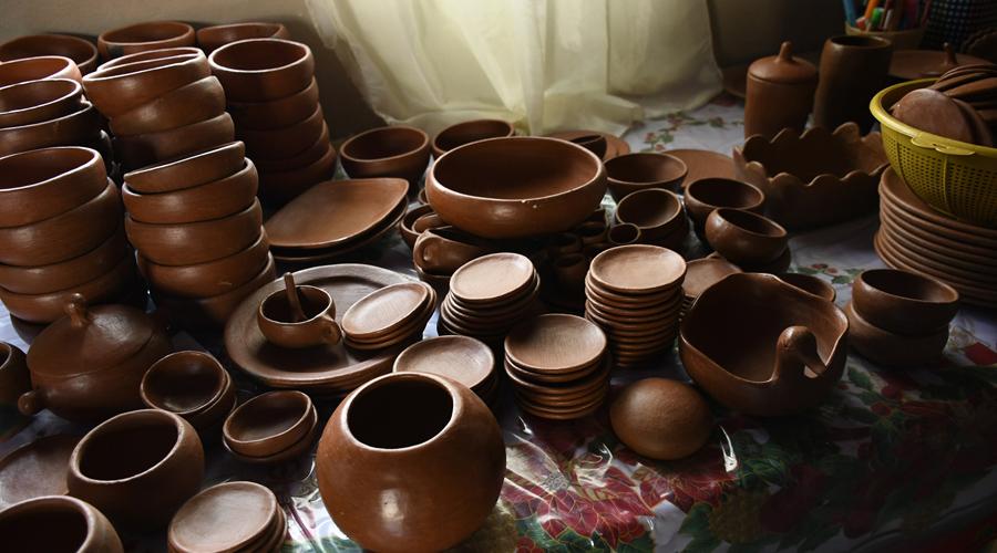 San Marcos Tlapazola muestra el esplendor del barro rojo | El Imparcial de  Oaxaca