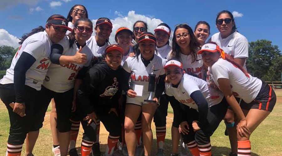 Marlins se lleva el título en el Softbol | El Imparcial de Oaxaca