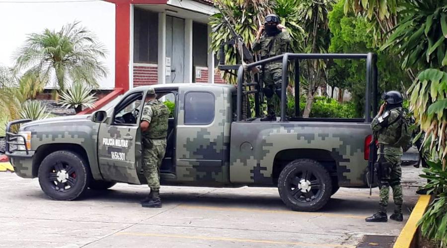 Solo 100 de 300 elementos de  la GN han llegado a la Cuenca | El Imparcial de Oaxaca