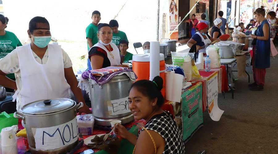 Celebran Feria del Tamal y Mezcal en San Jacinto Amilpas | El Imparcial de Oaxaca