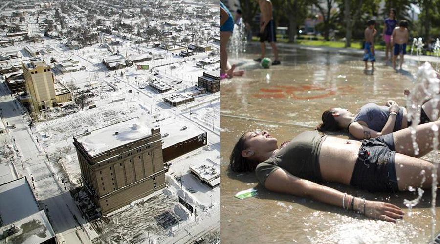 Estudio revela transformación en temperatura de ciudades a consecuencia del cambio climático | El Imparcial de Oaxaca