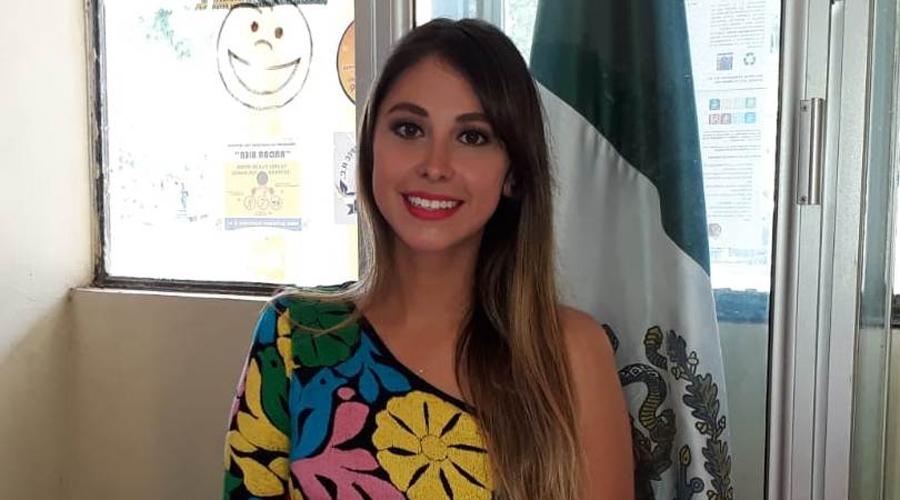 Tuxtepecana participará en un  concurso de arte textil en Barcelona | El Imparcial de Oaxaca