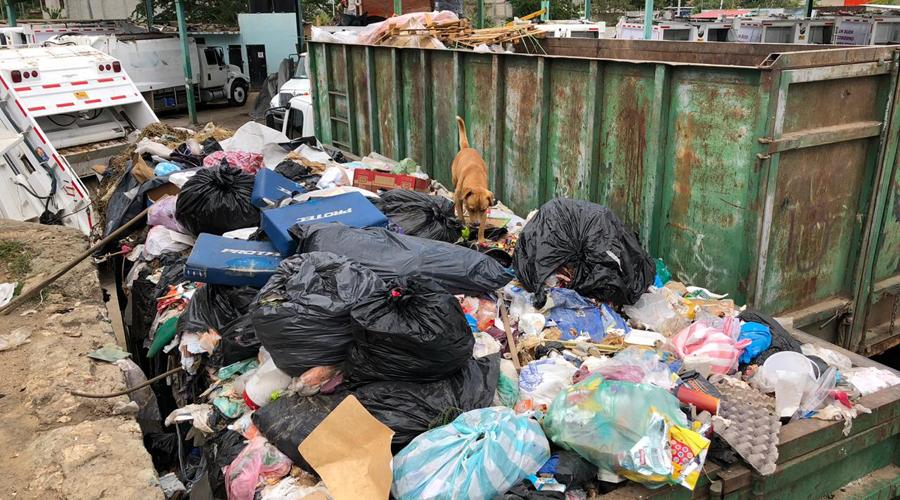 Oaxaca, con basura en la Capital, y a días de la Guelaguetza | El Imparcial de Oaxaca