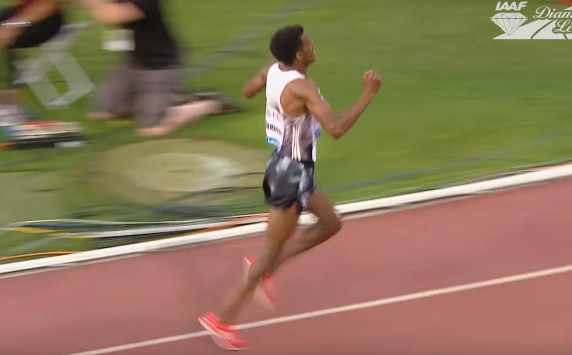 Video: Atleta celebra triunfo antes de tiempo y termina en décimo lugar | El Imparcial de Oaxaca