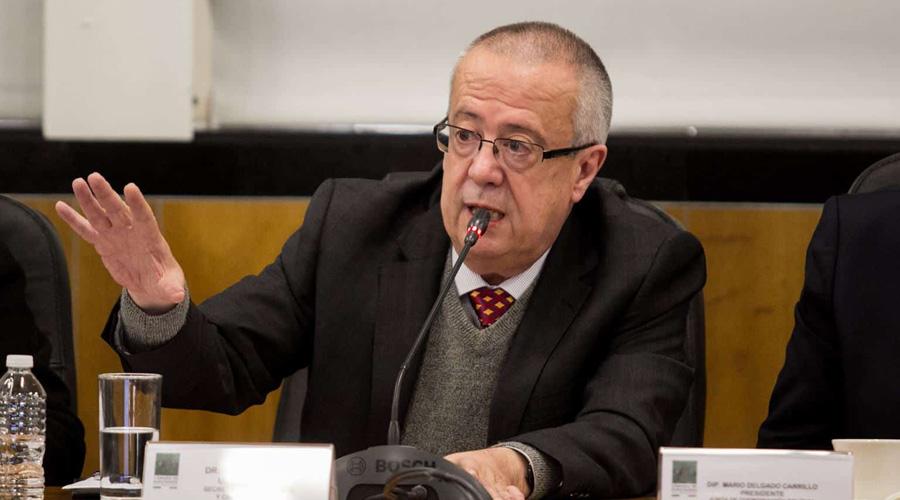 Renuncia al cargo Carlos Urzúa, secretario de Hacienda | El Imparcial de Oaxaca