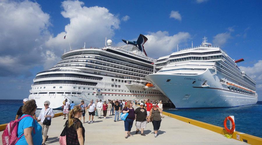 Empresarios turísticos proponen un cobro a turistas de cruceros | El Imparcial de Oaxaca