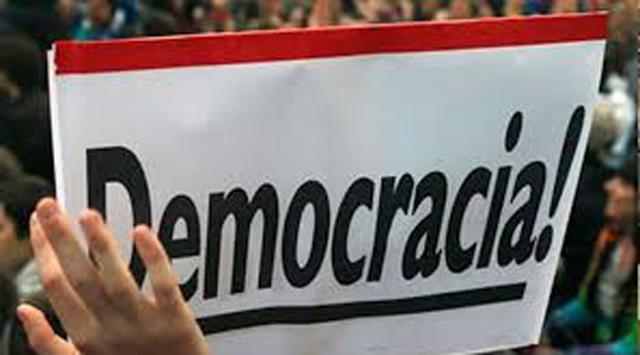 La corrupción, principal enemigo de la democracia en México | El Imparcial de Oaxaca