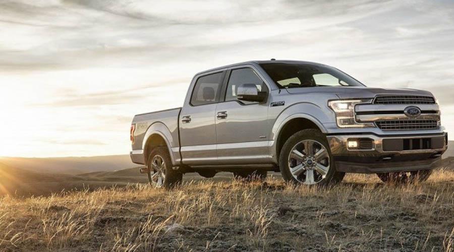 Video: Ford demuestra la potencia de su pickup F-150 | El Imparcial de Oaxaca