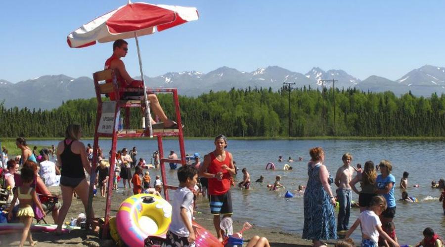 Sorprende récord histórico de calor que vive ciudad de Alaska | El Imparcial de Oaxaca