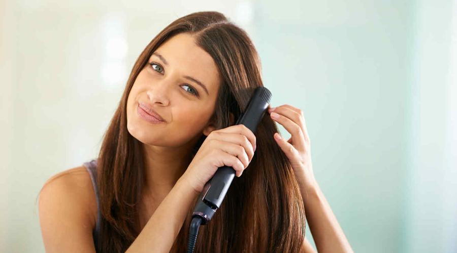 Sigue estos consejos para prevenir daños al planchar tu cabello | El Imparcial de Oaxaca