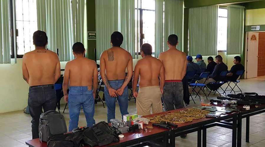 Cumplen nueve días retenidos en San Dionisio Ocotepec | El Imparcial de Oaxaca