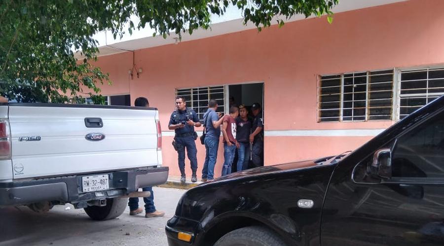 Detienen a presuntos rateros en Teotitlán de Flores Magón | El Imparcial de Oaxaca