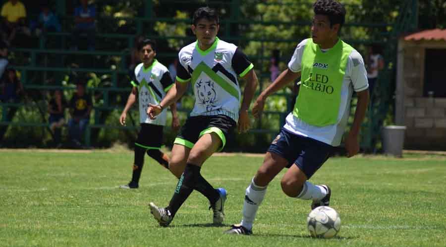 Van por la tercera jornada en la Liga de Futbol Mayor A Oaxaca | El Imparcial de Oaxaca