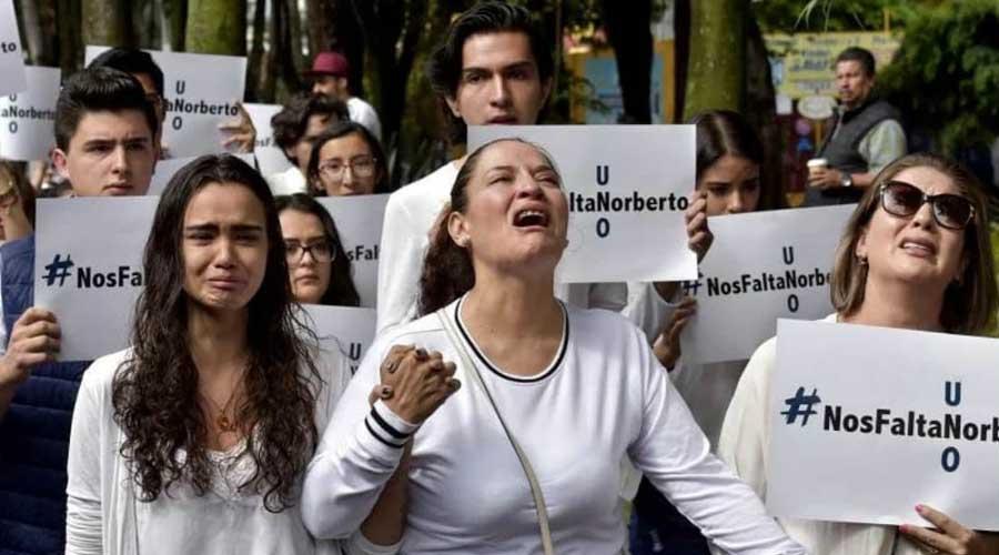 Al fin se nos hizo justicia: Familia de Norberto Ronquillo | El Imparcial de Oaxaca