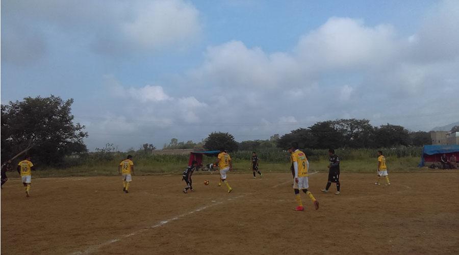 Golea Polvorín a San Agustín en el sexto torneo de fútbol 7 | El Imparcial de Oaxaca