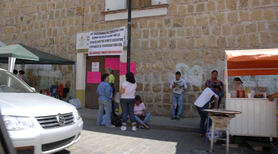 Escuelas pueden pedir actas de nacimiento nuevas: Registro Civil | El Imparcial de Oaxaca