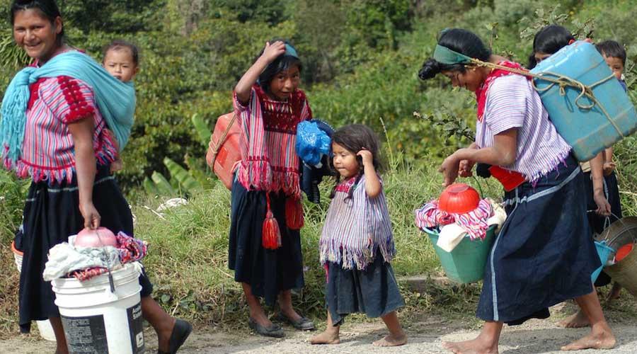 Comunidades indígenas de Oaxaca enfrentan olvido oficial   El Imparcial de Oaxaca