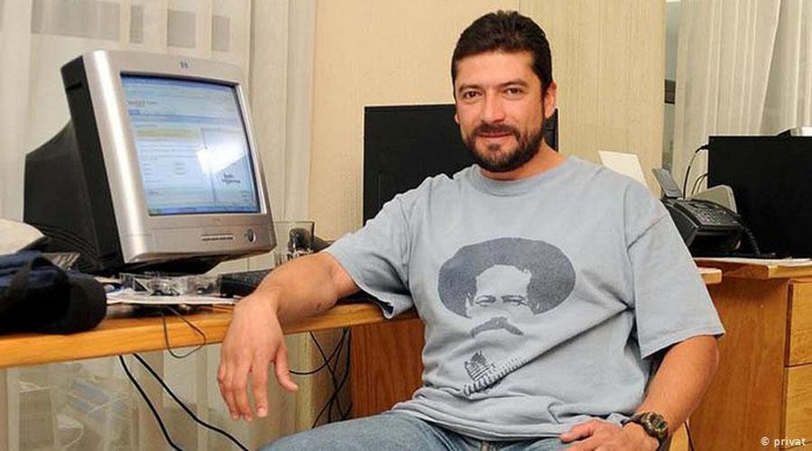 Denuncian arresto del periodista Humberto Padgett   El Imparcial de Oaxaca