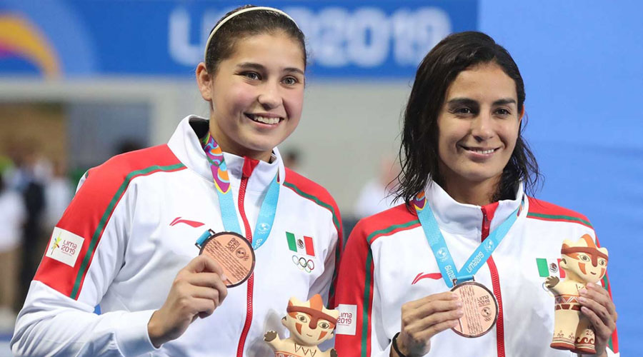 Obtiene Paola Espinosa su medalla número 14 en Juegos Panamericanos | El Imparcial de Oaxaca