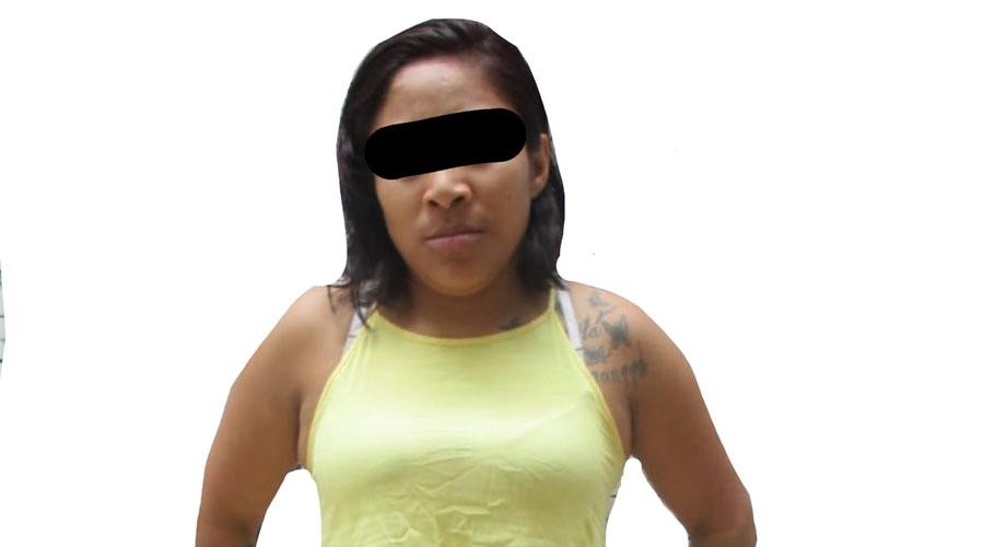 Detenida presunta narcomenudista en la Central de Abasto   El Imparcial de Oaxaca