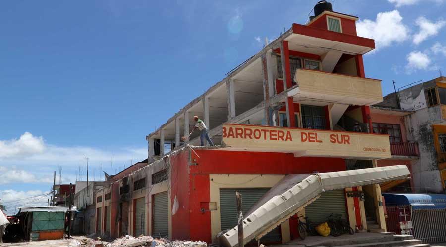 Piden reglamentos más severo en construcciones en Oaxaca   El Imparcial de Oaxaca