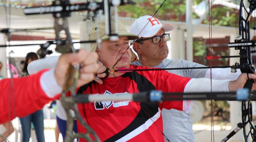 Competirán durante las fiestas patrias con tiro con arco | El Imparcial de Oaxaca