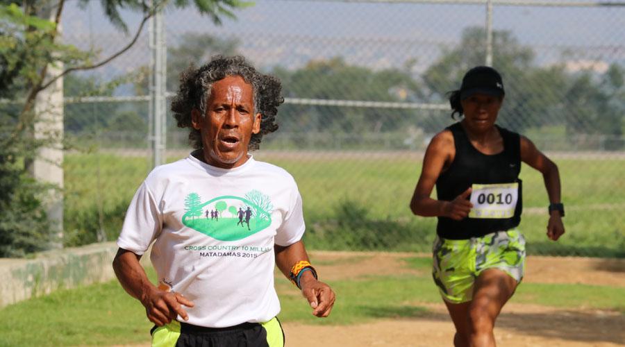 A correr 18 kilómetros en Chindúa | El Imparcial de Oaxaca