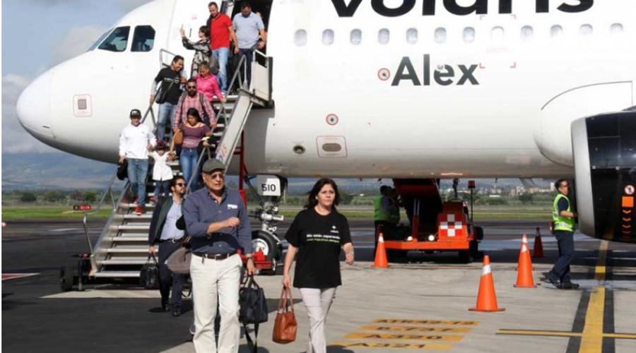 Incrementa 34 por ciento tráfico aéreo en Oaxaca | El Imparcial de Oaxaca