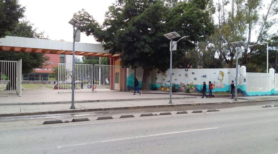 Pide STEUABJO reforzar seguridad en Ciudad Universitaria | El Imparcial de Oaxaca