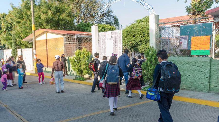 Busca Sección 22 'madrugar' con nuevo ciclo escolar | El Imparcial de Oaxaca