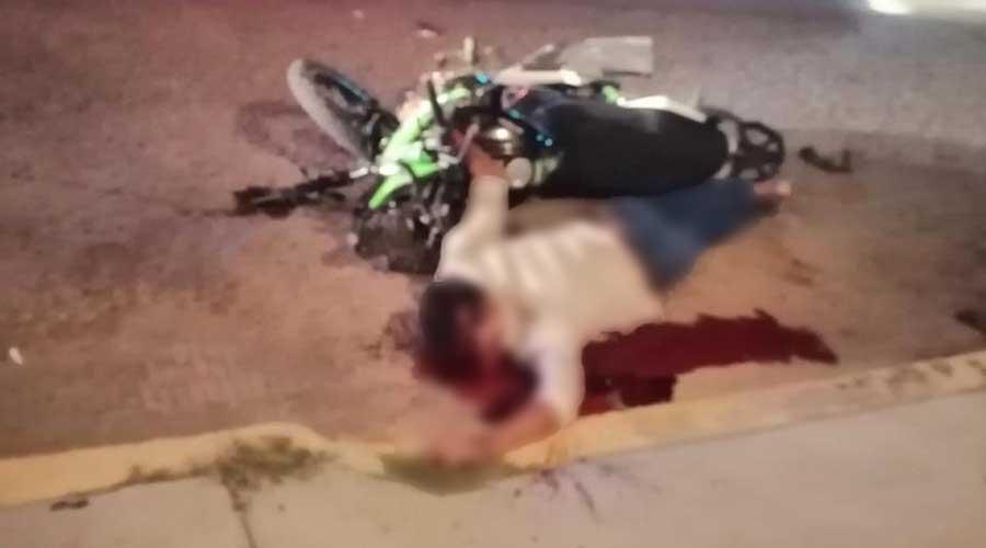 Muere estudiante en accidente en San Pablo Huixtepec | El Imparcial de Oaxaca