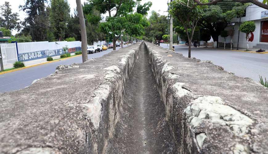 Acueducto de Oaxaca, una obra majestuosa y centenaria | El Imparcial de Oaxaca