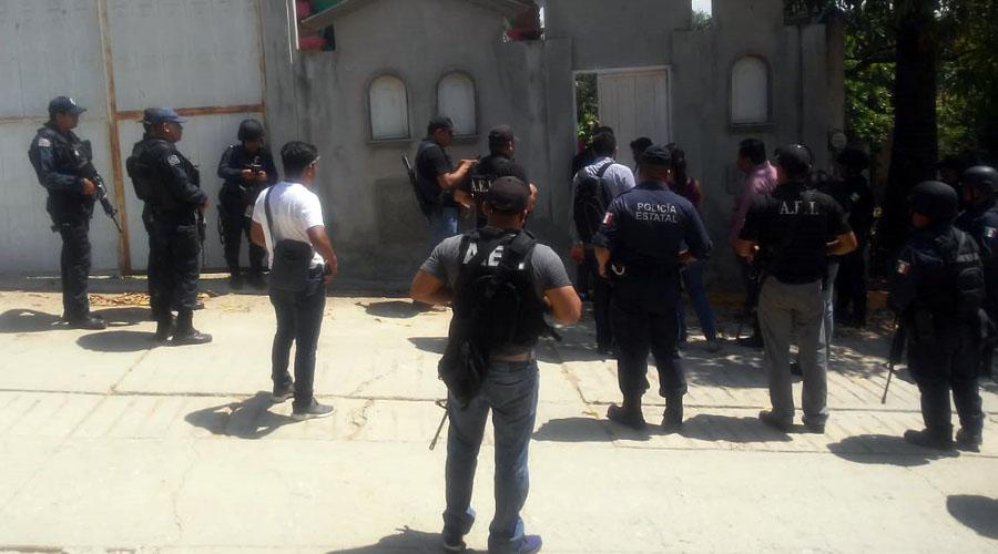 Guardia Nacional catea dos inmuebles en el Istmo de Tehuantepec   El Imparcial de Oaxaca