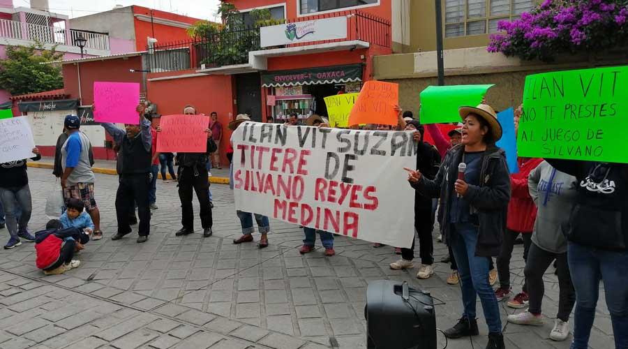 Toman el INAH Oaxaca habitantes de Xoxocotlán | El Imparcial de Oaxaca