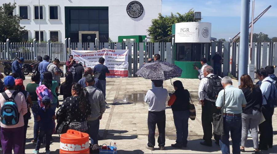 Pide Covic comparezcan Peña, Osorio y Cué por caso Nochixtlán | El Imparcial de Oaxaca