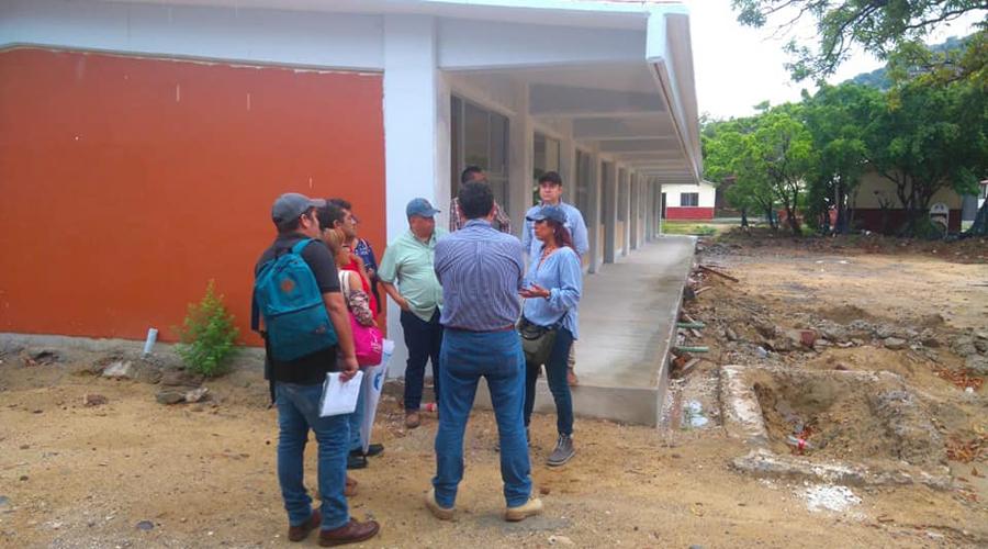 Incumplen compañías en la reconstrucción de escuelas de Salina Cruz | El Imparcial de Oaxaca