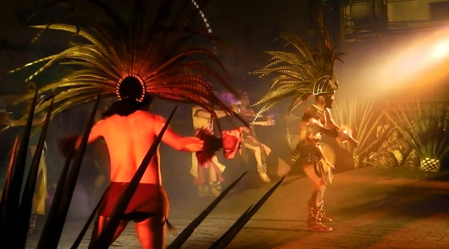 Llevan a escena el espectáculo mixteco Tayuu | El Imparcial de Oaxaca