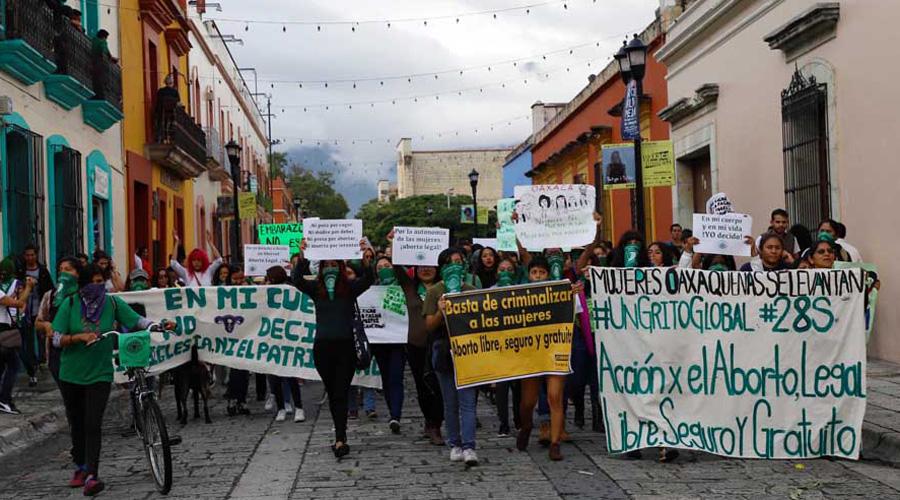 Estudia Congreso Local de Oaxaca legalización del aborto   El Imparcial de Oaxaca