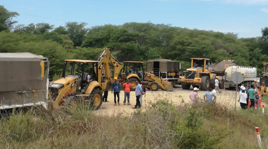 Frena Colotepec obras de súper carretera a la Costa | El Imparcial de Oaxaca
