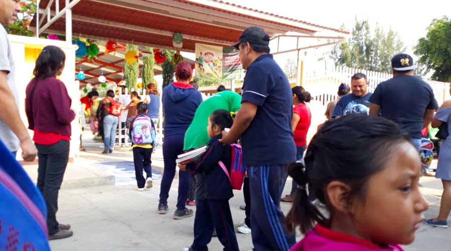 Alistan acciones de vialidad para evitar caos en regreso a clases en Oaxaca   El Imparcial de Oaxaca