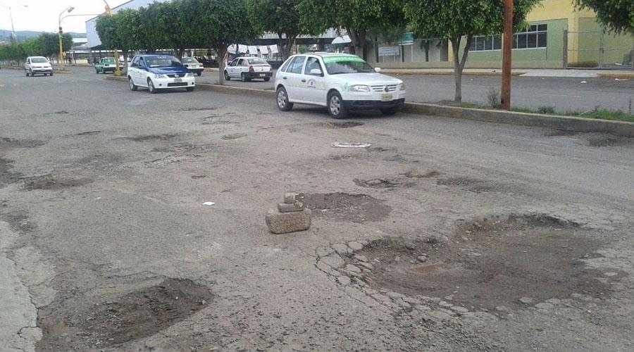 Urge rehabilitación de  calles en Huajuapan de León, Oaxaca | El Imparcial de Oaxaca
