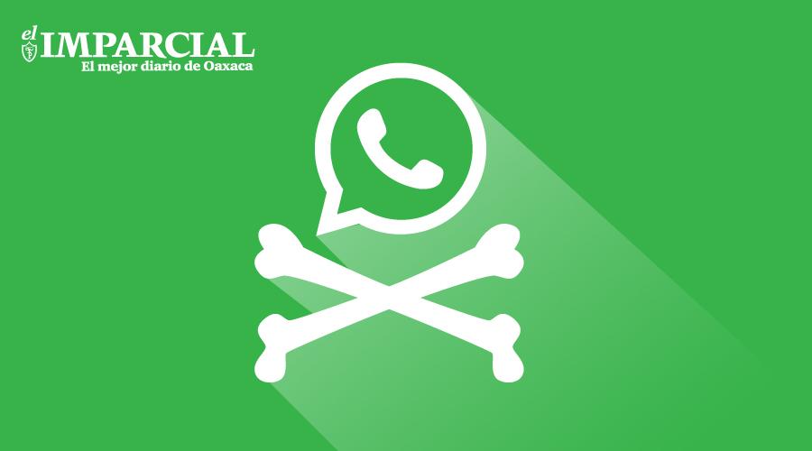 Facebook comenzaría a leer tus conversaciones de WhatsApp | El Imparcial de Oaxaca