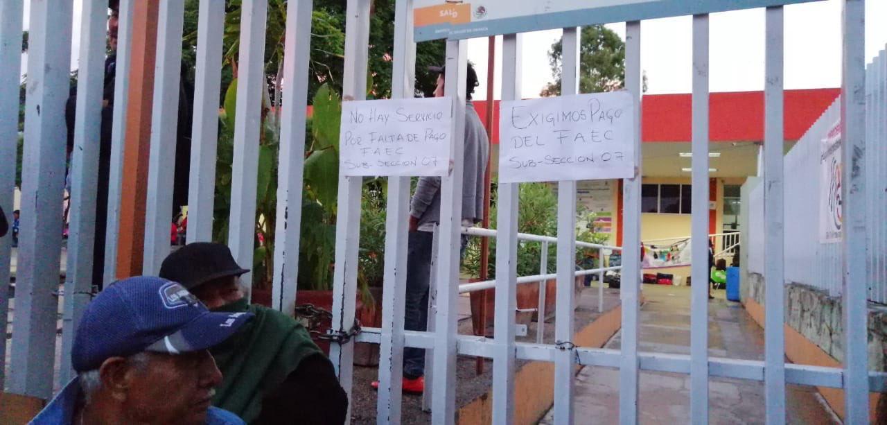 Inician paro de labores en el Hospital Civil de Oaxaca | El Imparcial de Oaxaca