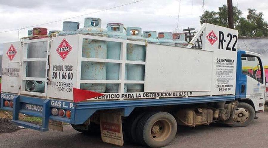 Asaltan a repartidor de camión gasero; le roban dinero, teléfono y mercancía | El Imparcial de Oaxaca