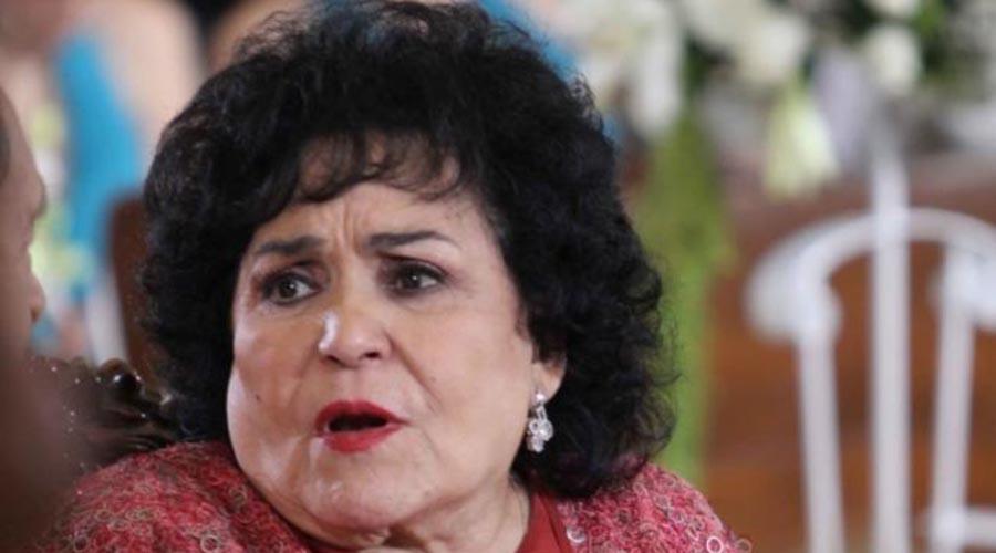 """Estalla Enrique Guzmán contra Carmen Salinas por buscar """"amor"""" de Frida Sofía   El Imparcial de Oaxaca"""