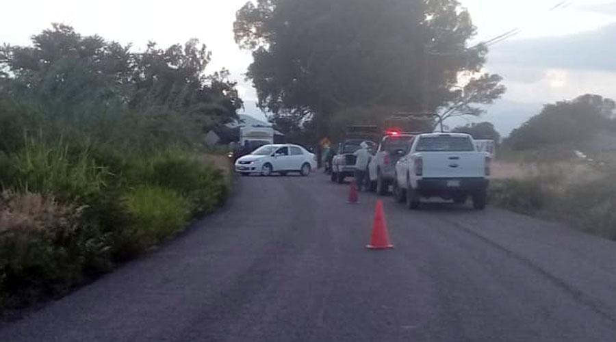 Muere adolescente al derrapar en moto en Santa Catarina Minas | El Imparcial de Oaxaca