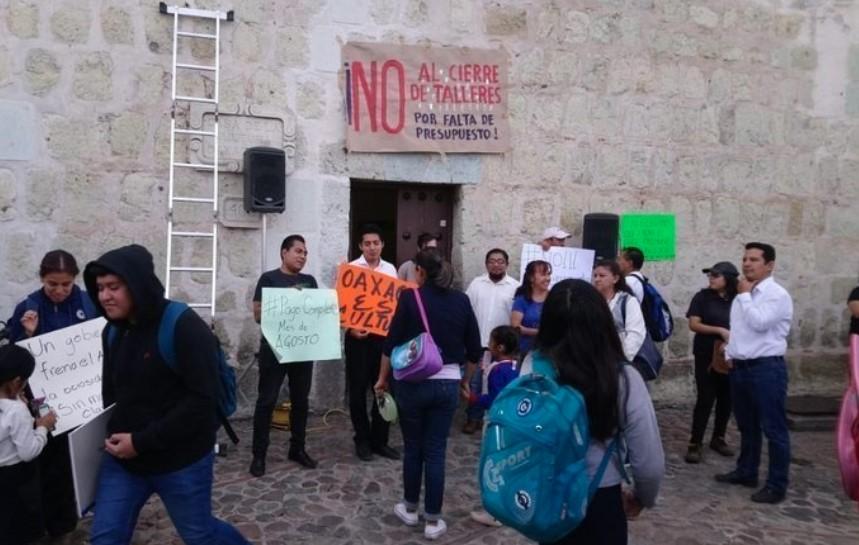 Crean petición en Change.org para no cerrar Casa de la Cultura Oaxaqueña | El Imparcial de Oaxaca